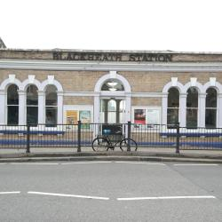 Blackheath Station
