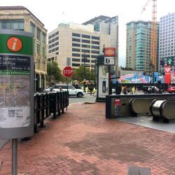 BART - Civic Center Station