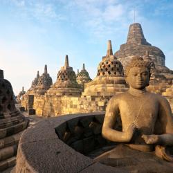 Borobuduro šventykla, Borobuduras
