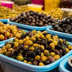Mercado del Carmelo, Tel Aviv