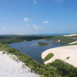 Genipabu Lagoon