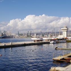 Морска гара - Варна