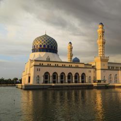 Likas City Mosque