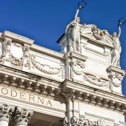 Modern Art Gallery Rome
