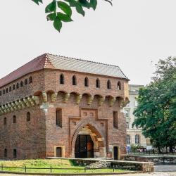 Barbacane di Cracovia