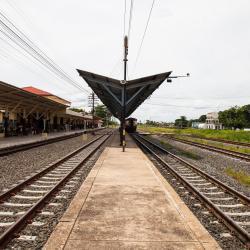 Cha-am Railway Station