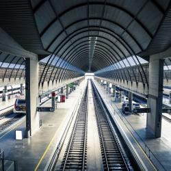 Santa Justa Train Station