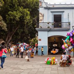 Downtown Oaxaca de Juarez, Oaxaca City