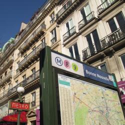 Σταθμός Μετρό Bonne Nouvelle