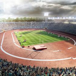 Mike A Myers Track and Soccer Stadium - University of Texas