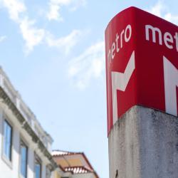 Rossio Metro Station