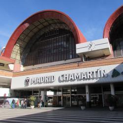 Bahnhof Madrid Chamartín