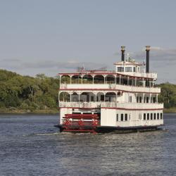 Jungle Queen Riverboat