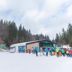 Ski Areál Medvědín