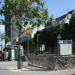 Gaîté Métro Station