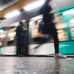 Σταθμός Μετρό Laumiere