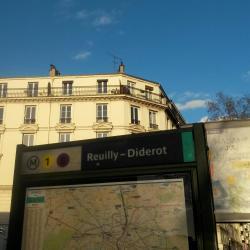 Σταθμός Μετρό Reuilly - Diderot