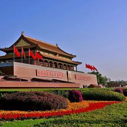 Plaça de Tiananmen, Pequín