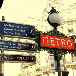 Saint-Sulpice Metro Station