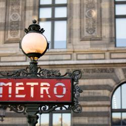 Σταθμός Μετρό Tuileries