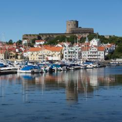 Fortaleza Carlstens, Marstrand