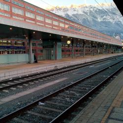 Bahnhof Innsbruck