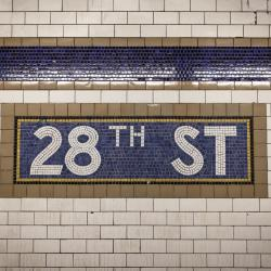 28th Street Broadway Seventh Avenue Line