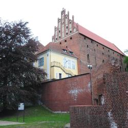 Museum of Warmia and Mazury, Ольштын