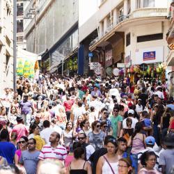 Rua Vinte e Cinco de Marco, São Paulo