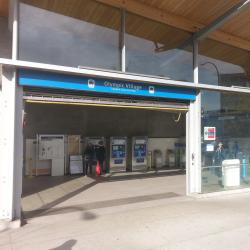 Olympic Village Skytrain Station