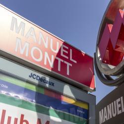 Estación de metro Manuel Montt