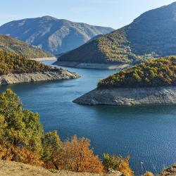 Vacha Reservoir, Mikhalkovo