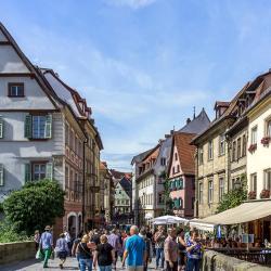 Pedestrian Area Bamberg