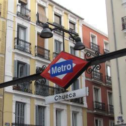 Estación de metro Chueca
