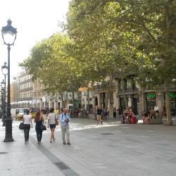 Avenue Portal de l'Àngel