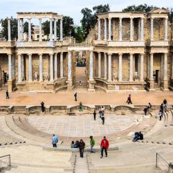 Roman Theatre & Amphitheatre