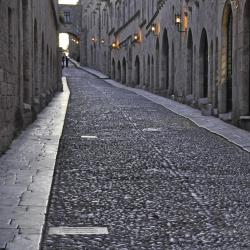 The Street of Knights
