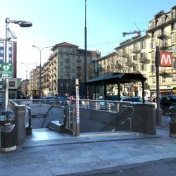 Dante Metro Station