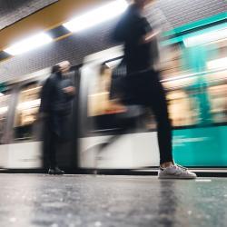 La Courneuve-Aubervilliers RER Station