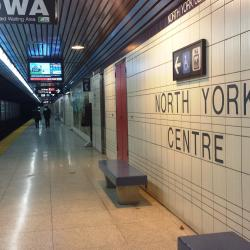 North York Centre Subway Station