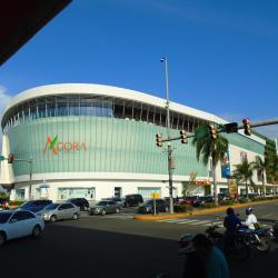 Agora Mall, Santo Domingo