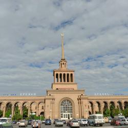 Yerevan Train Station, Yerevan