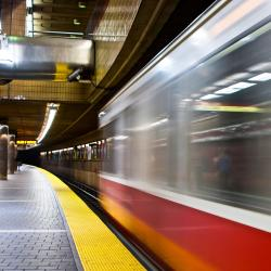 Boston North Station