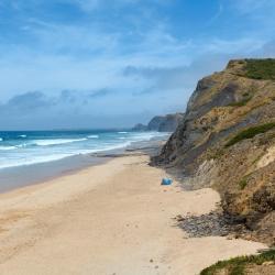 Cordoama Beach Surf Spot