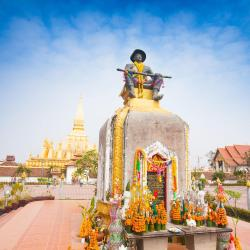 Chao Anouvong Monument, Luang Prabang