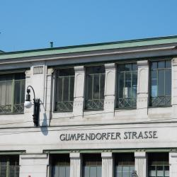 Gumpendorfer Straße Metro Stop