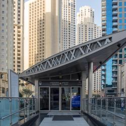 Jumeirah Beach Residence Tram Station 2