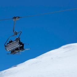 Male Ciche Ski Lift