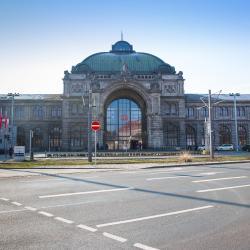 Hauptbahnhof underground station