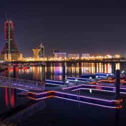 Manama Reef Island, Manama